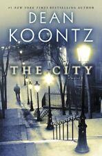 The City: A Novel - Acceptable - Koontz, Dean - Hardcover