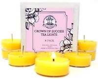 Crown of Success Tea Lights Luck Victory Achievement  Wiccan Pagan Spells Hoodoo