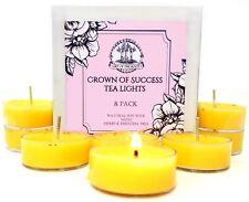 Crown of Success Tea Lights Luck Victory Achievement  Wiccan Pagan Spells Hoodoo