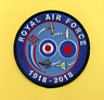 RAF100 1918-2018 Brodé Aviation Patch (Neuf) - Juste Arrivé
