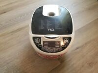 T-fal 10-In-1 Rice And Multicooker W 10 Auto Functions Cooker S2-2