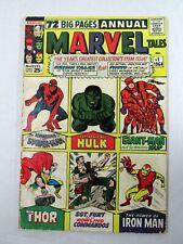 "ORIGINAL MARVEL TALES ANNUAL #1 (1964) ""All Origins Issue"""