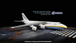 Gemini Jets 1:400 Antonov Airlines An-124-100M UR-82027