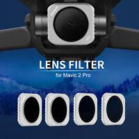 4pcs Grey Frame Lens Filter ND32 ND64 ND32/PL ND64/PL Kit for DJI MAVIC 2 PRO