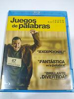 Juegos de Palabras Jason Bateman - Blu-Ray Español Ingles Frances
