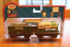 Thomas & Friends Wooden Railway LC 99168 Retired Recycling Cars Real Wood NIP
