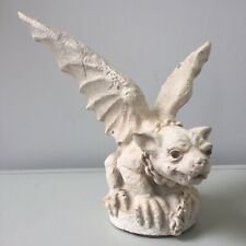 Chained Gargoyle Composite Figurine, 036 Universal Statuary 1993, Halloween Prop