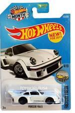 2017 Hot Wheels #153 Factory Fresh Porsche 934.5 on Month card
