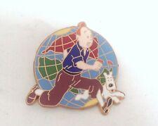 Pin's Tintin Casterman ETAT NEUF