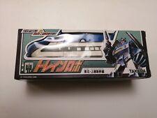 Takara DIACLONE Train Robot N°3