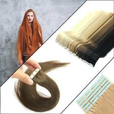 Shine Tape In Hair Extensions Remy Brazilian Hair Pretty Advanced Fit ALL Color