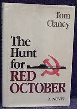 Clancy, Tom.  The Hunt for Red October.  First Edition.