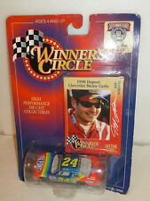 #24 JEFF GORDON DUPONT SPECIAL CAR 50TH ANNIVERSARY 1998 WINNERS CIRCLE 1/64