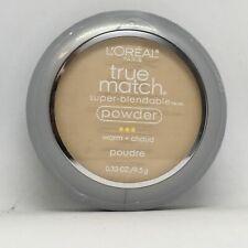 L'Oreal Paris True Match Super-Blendable Powder Makeup W2 Light Ivory