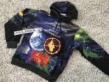 Supreme X Undercover X Public Enemy Hooded Sweatshirt L Multi Large Ss18 Hoodie