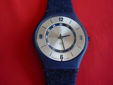 SWATCH SKIN OBSCURITADE - SFN106 - 2001 - NUOVO NEW with original strap