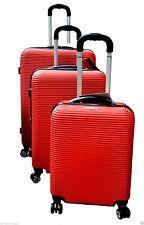 Reisekoffer & Trolleys aus Kunststoff mit Hartschale und 4 Rollen