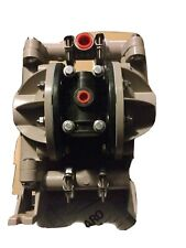 New listing double diaphragm pump, Polypropylene, Air Operated, Ptfe, 13 Gpm