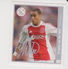 AH 2010-2011 Panini Like sticker 028 Ajax Amsterdam Gregory van der Wiel