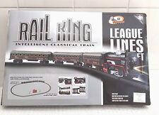 NEW Rail King TRENINO Classica Ovale PISTA TRENO grande regalo per bambini