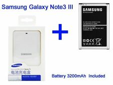 Genuine NFC Battery+Charger Case for Samsung Galaxy Note 3 B800BC N9000 N9005