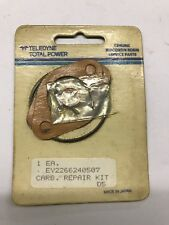 Wisconsin EY2266240507 carb kit NOS