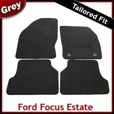 Ford Focus Estate Mk2 2004-2011 Tailored Fitted Carpet Car Floor Mats GREY