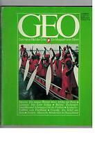 Geo - Das neue Bild der Erde Nr. 3  - 1978