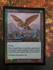 Urza/'s Destiny ** 4x Junk Diver x4 ** Mtg Magic EX//SP
