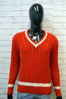 Robe Di Kappa Sport Maglione Cardigan Lana Uomo Taglia L Pullover Felpa Sweater