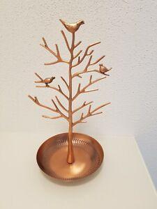 Schmuckbaum aus Metall Schmuckständer für Ketten Ohrringe Ringe