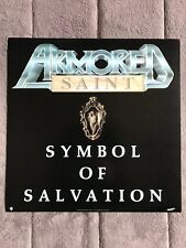 Armored Saint Symbol Of Salvation RARE promo 12 x 12 poster flat '91
