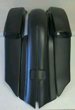 HARLEY DAVIDSON TOURING STRETCHED EXTENDED SADDLEBAGS AND REAR FENDER 2014-2017