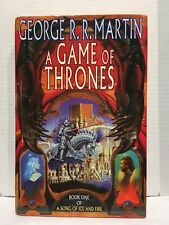 Game of Thrones Song of Ice and Fire George R. R. Martin 1st UK Edition Voyager