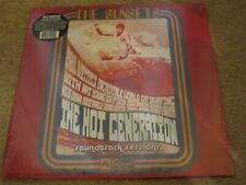 THE SUNSETS - THE HOT GENERATION - NEW LP RECORD