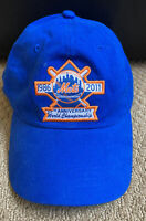 New York Mets 1986 World Champions 25th Anniversary Stadium Giveaway Hat Cap