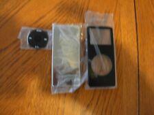 IPod Nano 1st Generation Parts - Front, Back, (2GB), Wheel Black