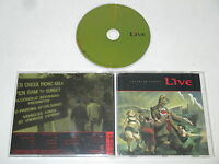 Live/Throwing Copper (Radioactive Rad 10997) CD