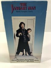 The January Man VHS