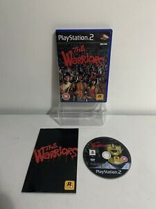 The Warriors Ps2 Game For Sony Playstation 2 Console Complete With Manual