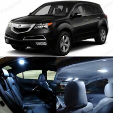 21 x White LED Interior Lights Package For 2007 - 2013 Acura MDX + PRY TOOL