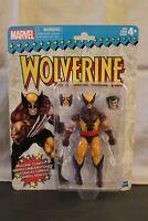 Brown Suit Wolverine Marvel Legends Action Figure Retro Vintage Series 1 Hasbro