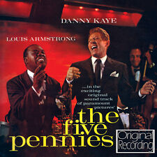 Danny Kaye - The Five Pennies CD