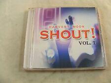 Harvest Moon - Shout ! - Gospel CD - Takarazuka Gospel House - Japan Shout
