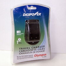 Olympus Digital Camera Travel Charger for Olympus Batteries Digipower TC-500O