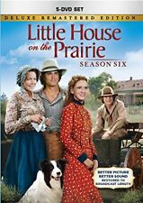 Little House On The Prairie: Season 6 DVD remastered  New, Free Shipping