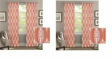 Unlined Panels. Unlined Panels. Lined Curtains