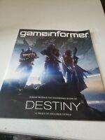 "Game Informer Video Game Magazine  ""Destiny""   Issue #249   2014"