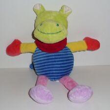 Doudou Hippopotame Playkids