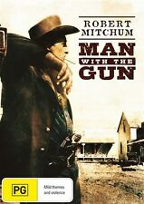 Man With The Gun (DVD, 2010) Like New.